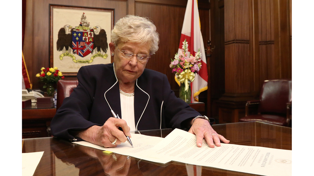 Governor Ivey Moves US Senate Special Election to Adhere with State Law