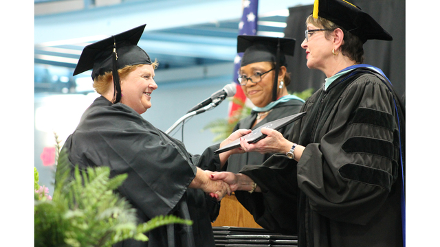 Wallace Community College-Sparks Campus Holds 2017 Spring Commencement Exercises