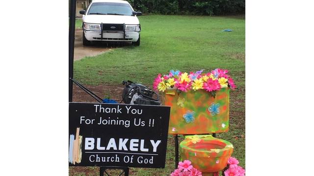 Local Church Uses Toilet as Fundraiser