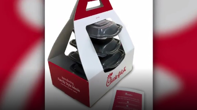 Chick-fil-A tests family style meals, new sides in Greensboro
