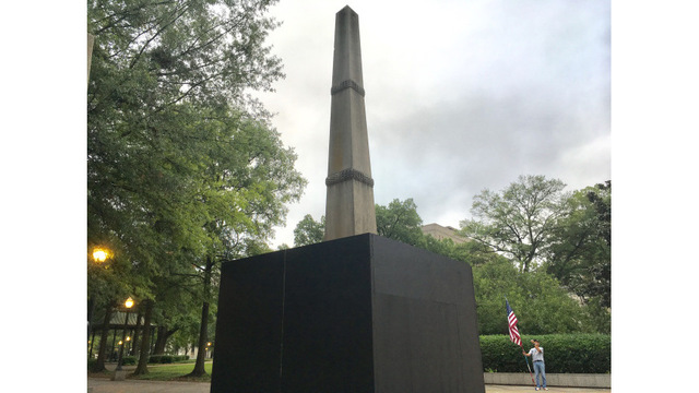 Alabama AG Steve Marshall Sues Birmingham Mayor For Covering Confederate Statue