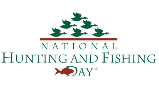 Celebrate National Hunting and Fishing Day by pledging to create a new conservationist