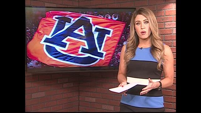 Auburn Tigers claim a 44-23 victory over Ole Miss