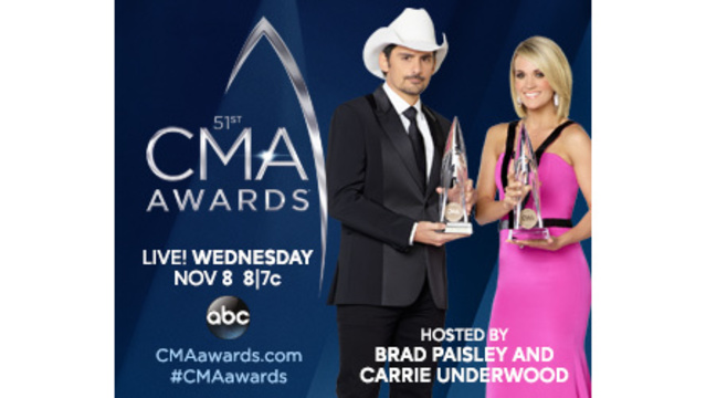 Enter To Win CMA Tickets