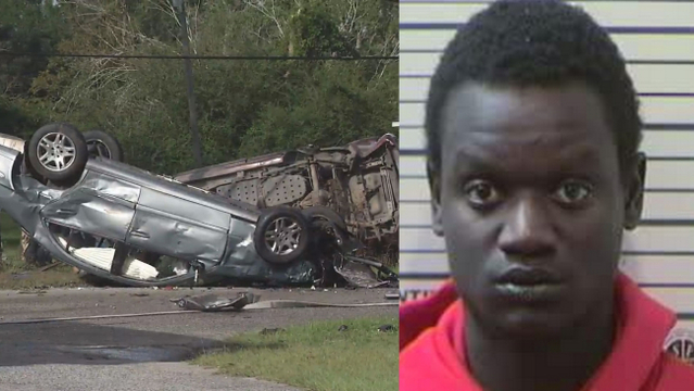 One Dead, Four Injured In Prichard Pursuit Of Wanted Fugitive