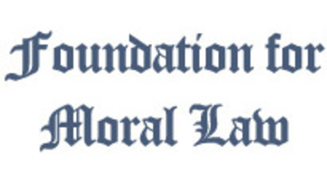 Foundation for Moral Law: