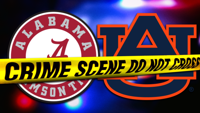 Alabama fan shoots Auburn fan over which team is better, police say