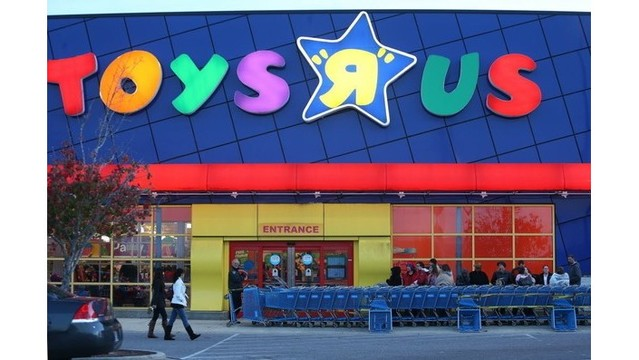 Toys R Us prepares to liquidate USA operations