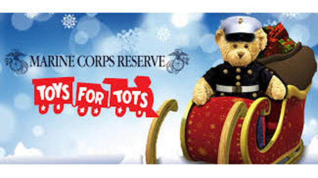 Marine Corps League Toys For Tots Program In Jeopardy For The