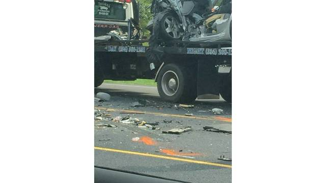 UPDATE: Names of Victims of Monday's Crash that Claimed Three Lives have been Released