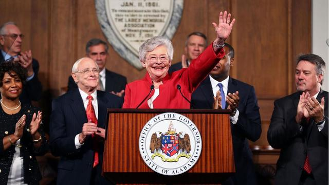 Gov. Ivey awards grant to assist sexual assault victims statewide