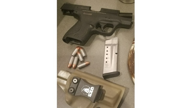 TSA finds loaded gun in passenger's carry-on bag at Alabama airport
