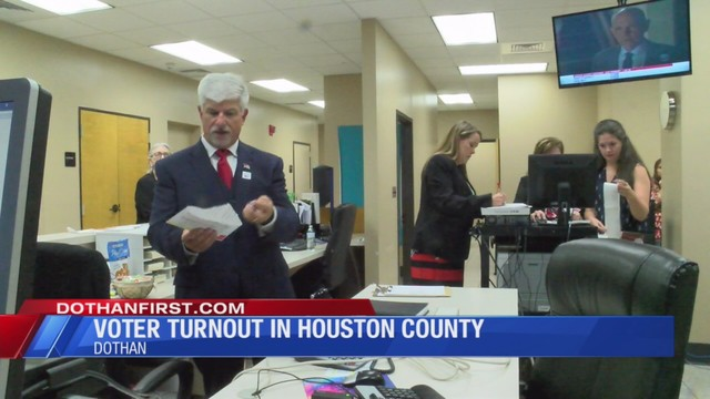Record numbers reached for voter turnout