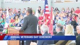 Geneva middle school honors Wiregrass veterans during annual veterans ceremony