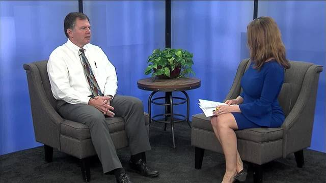 Dr. Jay Carpenter from Flowers Hospital tells us about the pros and cons of surgical mesh