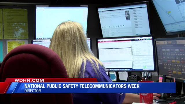 National Public Safety Telecommunicators week
