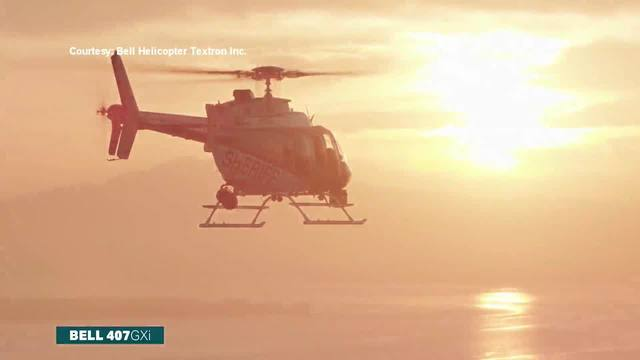 Bell Helicopter receives support for helicopter competition