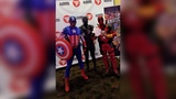 GALLERY: Local 'superheroes' go all-out for Avengers premiere at Dothan AMC