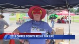 2019 Coffee County Relay for Life event held behind Sam Boswell Honda